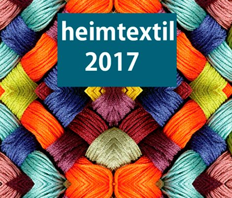 Feria textil Heimtextil 2017 Martina Home by Enguitex