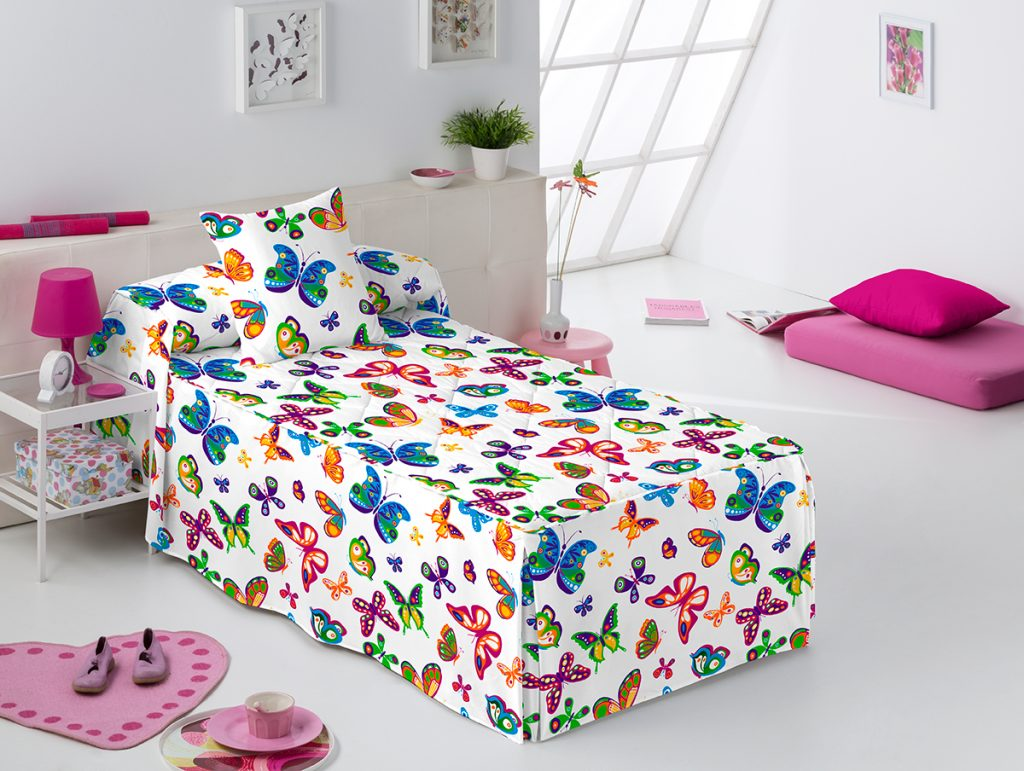 Colcha edredón; Butterfly   Martina home by Enguitex: Fabricante